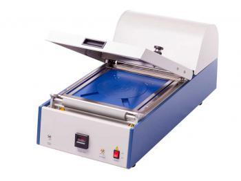 Manual Wafer Mounter open