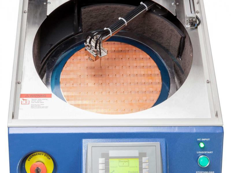 Wafer Cleaner System front