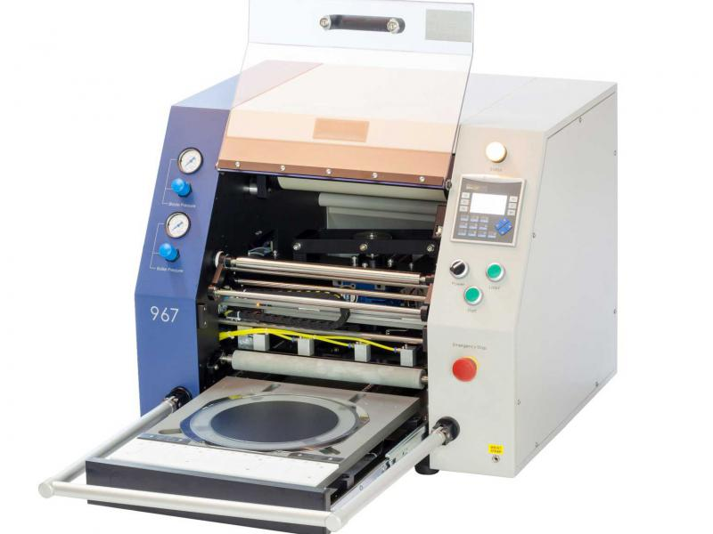 Semi Automatic Wafer Mounting System full